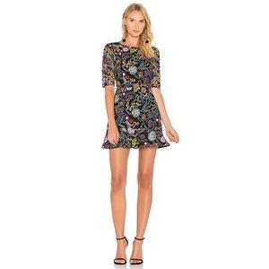 LAST CALL! BNWT Saloni Celia-C Dress